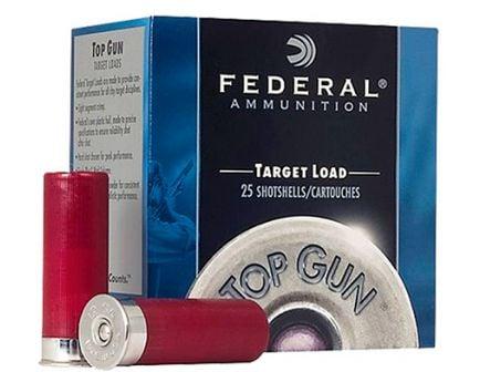 "Federal 12ga 2.75"" 2.75DE #8 Top Gun Shotshell Ammunition 25rds - TG121 8"