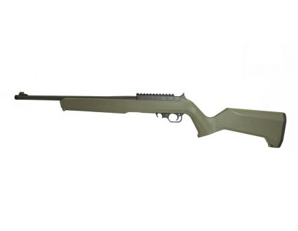 Thompson Center Arms R22 Semi Auto .22 LR Rifle With Red Dot, OD Green