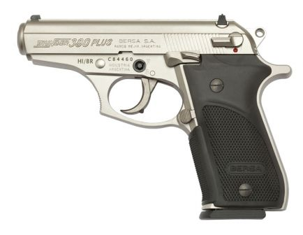Bersa Thunder 380 Plus Nickel 15Rd THUN380PLNK15