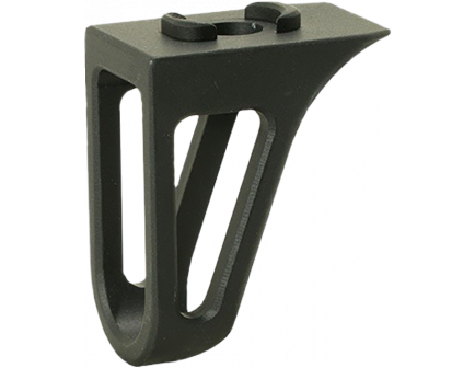 Timber Creek Low Profile Black Anodized Hand Stop Keymod - K LP HS BLK