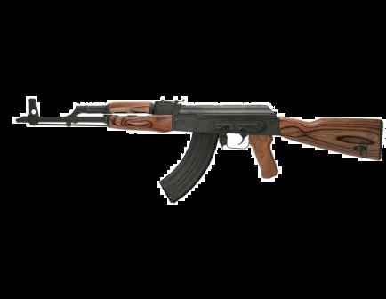 TimberSmith Romanian AK-47 Brown Laminate Stock Set