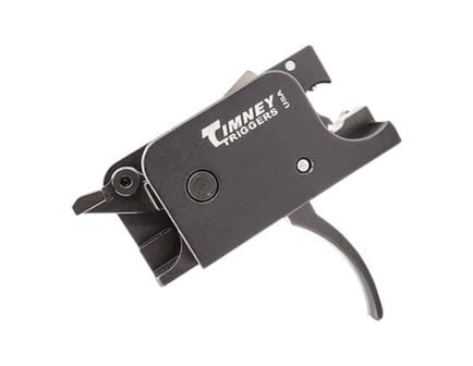 Timney Triggers Drop In Curved Trigger For CZ Scorpion, Black