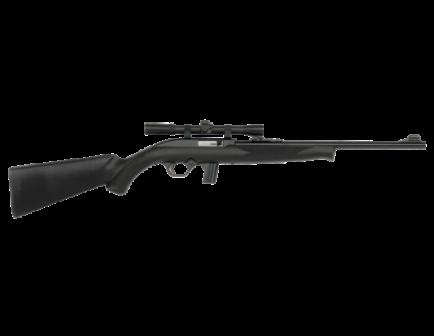 Mossberg 702 Plinkster w/scope