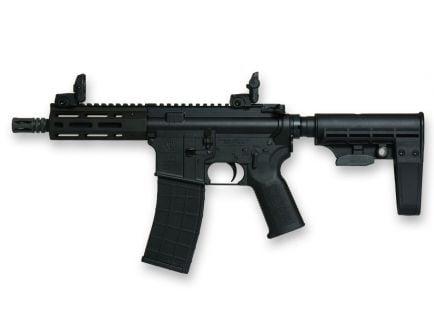 "Tippmann Arms M4-22 Micro 7"" .22 LR AR-15 Pistol, Black"
