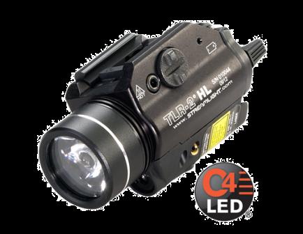TLR-2 HL: Streamlight TLR-2 HL Weapon Light 630 Lumens