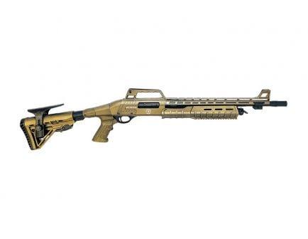 TR Imports Silver Eagle RZ17TAC Pump Action 12 Gauge Shotgun, Bronze Cerakote