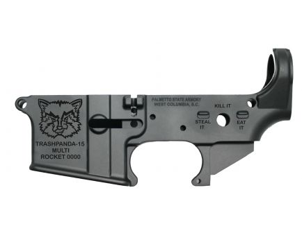 "PSA AR-15 ""TRASHPANDA-15"" Stripped Lower Receiver"