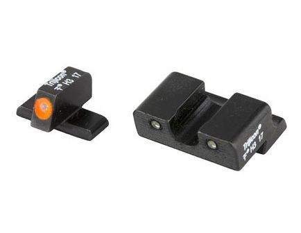 Trijicon HD XR Night Sights for Springfield XD, Orange Front - SP601-C-600871