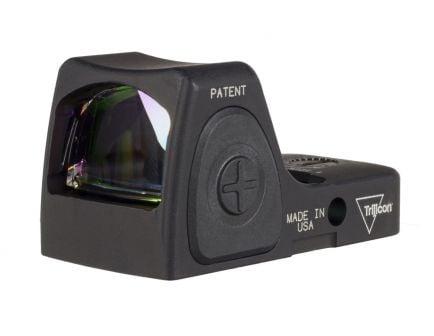 Trijicon RMRcc 6.5 MOA Red Dot Reflex Sight, Black
