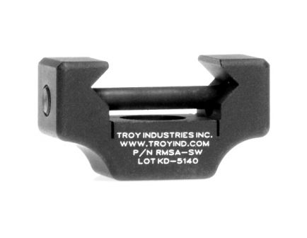 Troy Q.D. 360 Rail Mount – Push Button (without Swivel) - SMOU-PBS-00BT-01