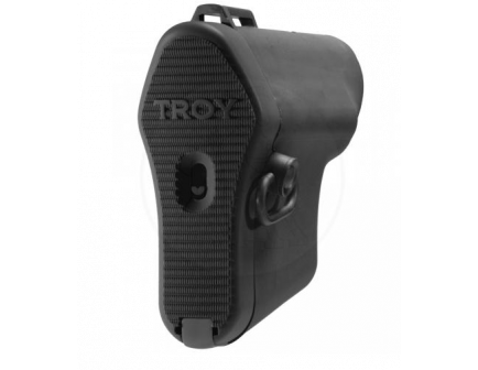 Black Troy Battle Ax CQB Lightweight AR-15 Stock