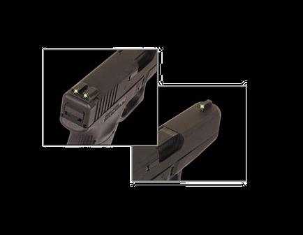 TruGlo Tritium Set for Sig #8/#8 Handgun Sights TG231S1