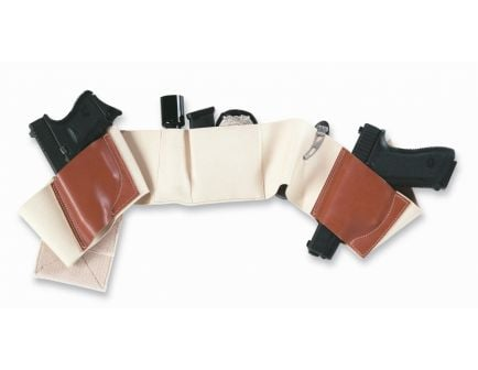 Galco Underwraps Belly Band - Small, Khaki UWKHSM