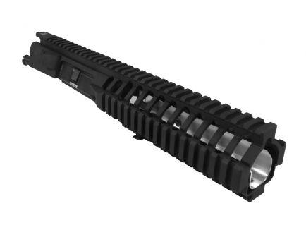 "AR-15 Upper Receiver Parts VLTOR VIS-3 12"" Rifle Length Polylithic Upper W/ Forward Assist, Black - VIS-3AK"