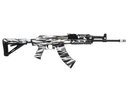 "PSA Custom ""Urban Combat"" AKE 7.62x39 AK-47 Rifle, Tiger Stripe"