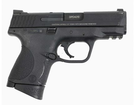 Smith & Wesson M&P Compact .40 S&W Pistol LE Trade In - SV10119DPDU for sale