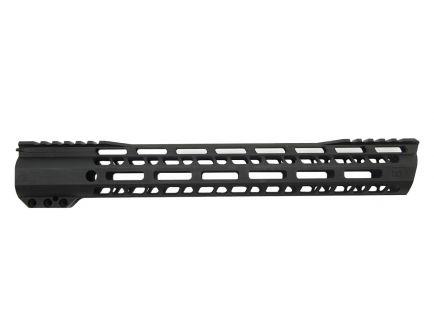 """PSA Custom 13.5"""" V2 MLOK Lightweight Slant Handguard"""