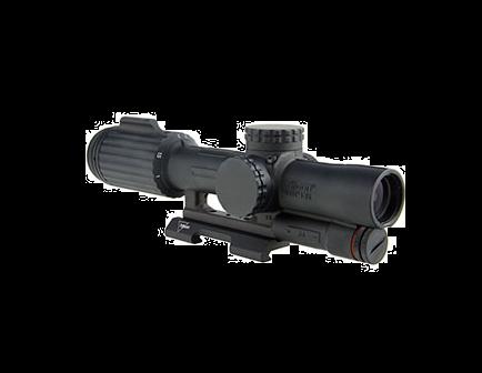 Trijicon VCOG 1-6x24 Riflescope Segmented Circle/Crosshair .223/55 Grain Ballistic Reticle W/ TA51