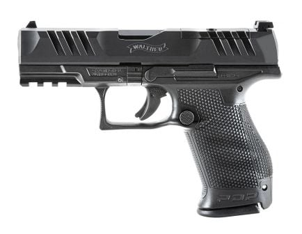 "Walther PDP 4"" Compact Optics Ready 9mm Pistol For Sale"