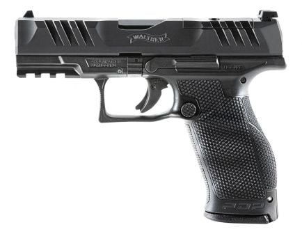 "Walther PDP 4"" Full Size Optic Ready 9mm Pistol For Sale"
