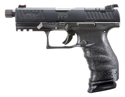 Walther PPQ Q4 Tac M2 9mm Pistol | Black | PSA