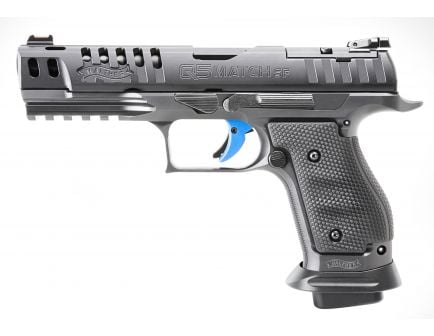 Walther PPQ M2 Q5 Match SF PRO 9mm Pistol - 2830418
