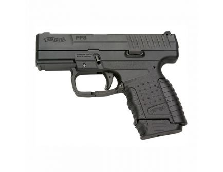 Walther PPS .40 S&W Pistol, Black