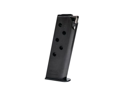 Walther Magazine: PPK: 380 Auto/ACP: 6rd Capacity Blue - 2246008