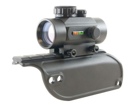 TruGlo Optic Not Included with Rail