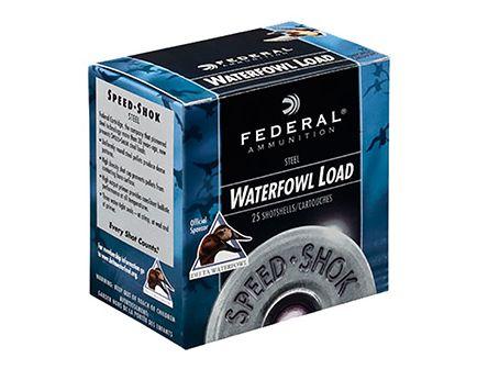 "Federal 12ga 3.5"" 1.5oz #2 Speed-Shok Heavy High Velocity Steel Shotshells - WF134 2"