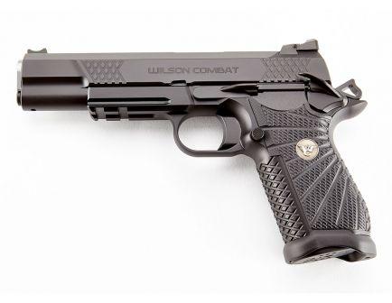 Wilson Combat EDC X9LS Lightrail 9mm Pistol, Black