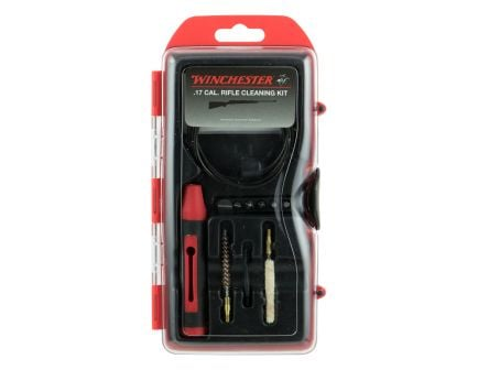 Winchester Mini-Pull .17 Caliber 12 Piece Rifle Cleaning Kit