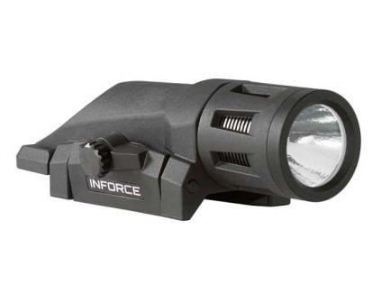 Inforce WML Gen 2 Tactical Light 400 Lumens, Black - W-05-1