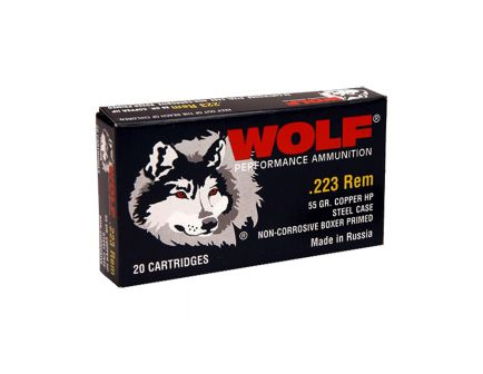Wolf .223 Ammo