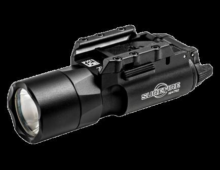SureFire X300 Ultra Weapon Light, 6V, 600 Lumens  -  X300U-A