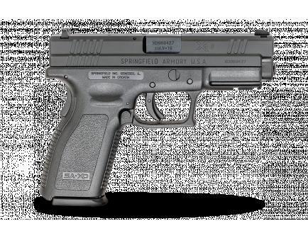"Springfield Armory XD-9 4"" Essentials XD9101HC"