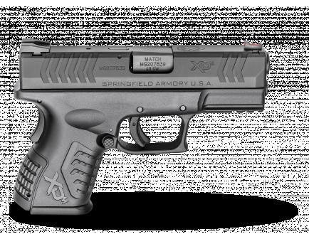 "Springfield Armory XDM Compact 3.8"" .40S&W Pistol - XDM9384CBHCE"
