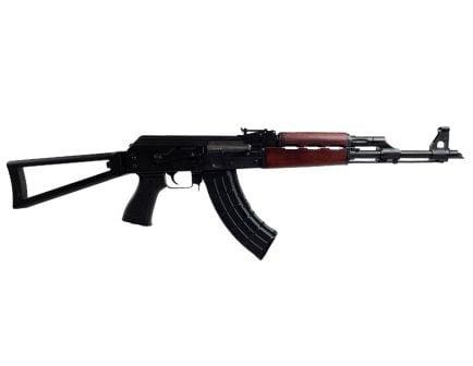 Zastava ZPAP M70 Triangle Stock 7.62x39 AK-47 Rifle, Red Wood