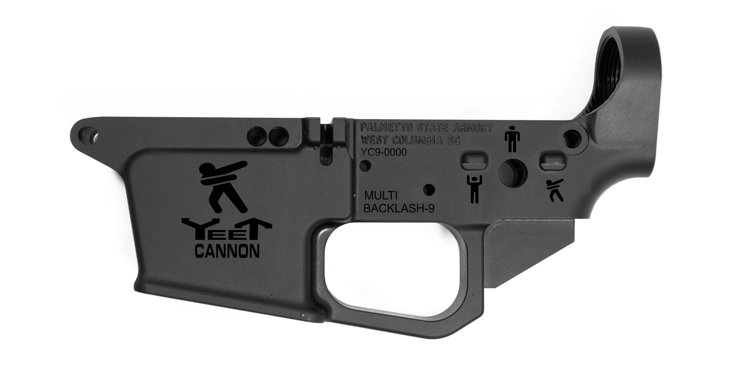 image of Palmetto State Armory PX9 Lower Receiver